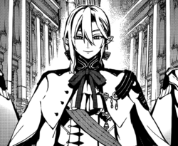 Sweet Little Lamb: Yandere! Ferid Bathory x Reader by