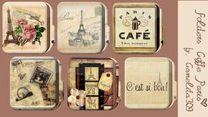 Folders Coffe Paris
