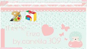 Theme Google Chrome -  Erizo