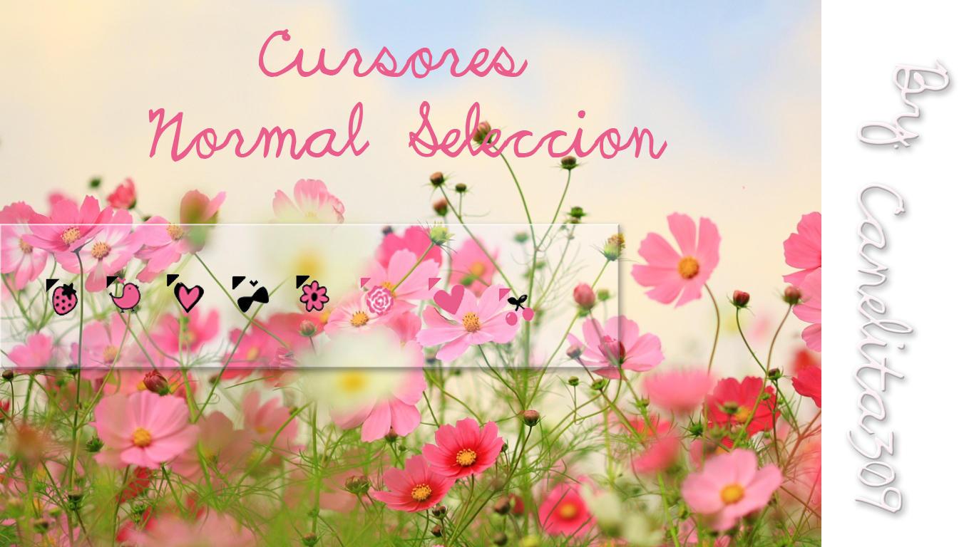 Cursores Seleccion Normal Pink by SriitaDeWatt