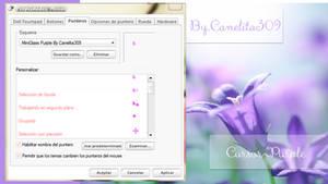 Cursor MiniGlass Purple