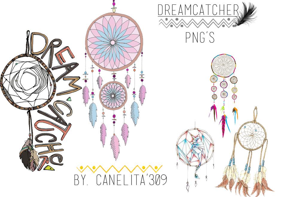 PNG'S Dreamcatcher By Canelita309 I by SriitaDeWatt