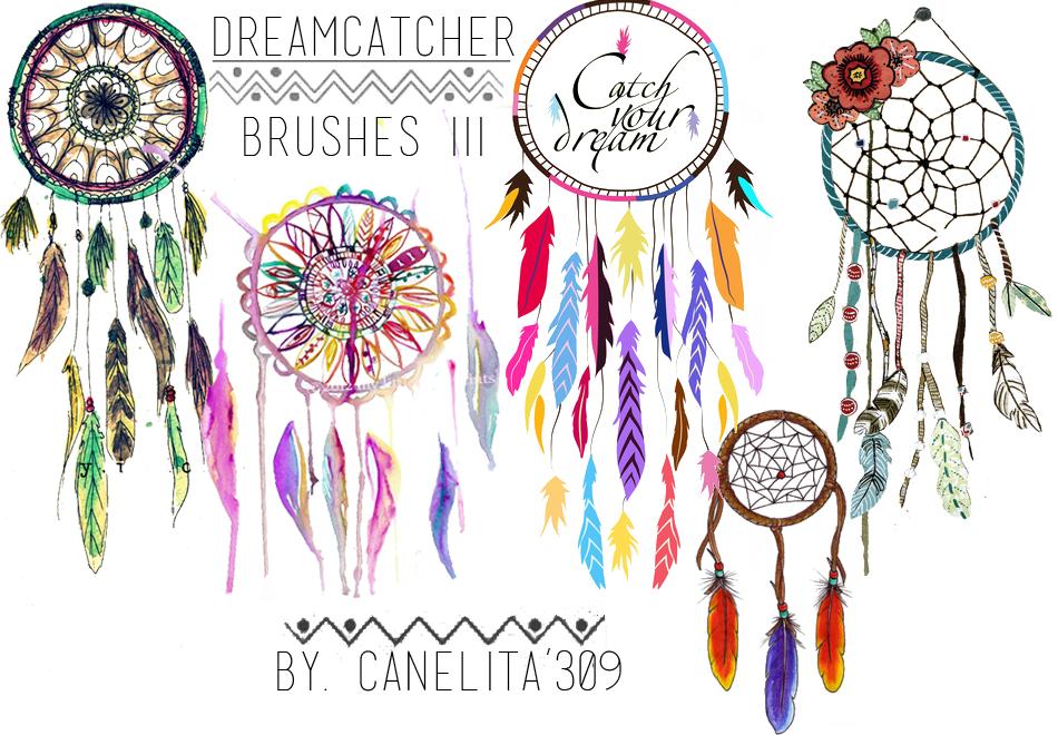 PNG'S Dreamcatcher III By Canelita309