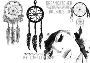 Brushes Dreamcatcher III By Canelita309