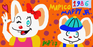 Mapico and Mappy Jr.