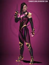 Mileena (MK11) DL by CombatClone