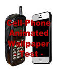 Cell-Phone: Animated Wallpaper Test