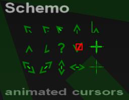 'Schemo' - cursor by tchiro