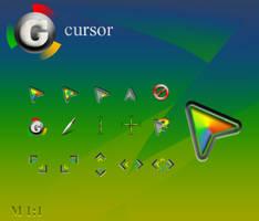G - cursor by tchiro