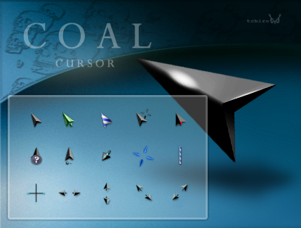 Coal-cursor by tchiro