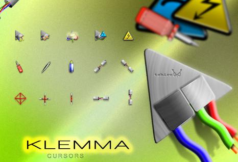 Klemma - cursor by tchiro