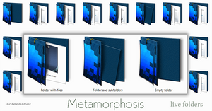 Metamorphosis - live folders