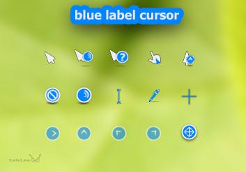 Blue Label- Cursor