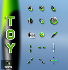 Toy by tchiro