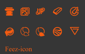 Feez - 10 icons by tchiro