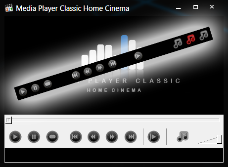 Media Player Classic Home Cinema Skins