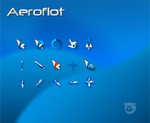 Aeroflot - cursor.