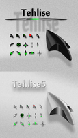 Tehlise - cursor by tchiro