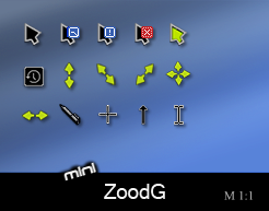 ZoodG mini by tchiro