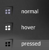 Windows 10 Logo Cursors