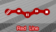 Red Line- player for XWidget. by tchiro