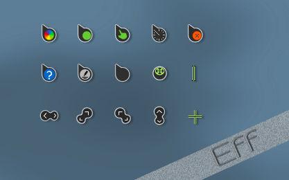 Eff cursors