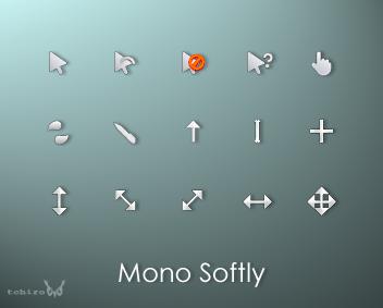 MonoSoftly by tchiro