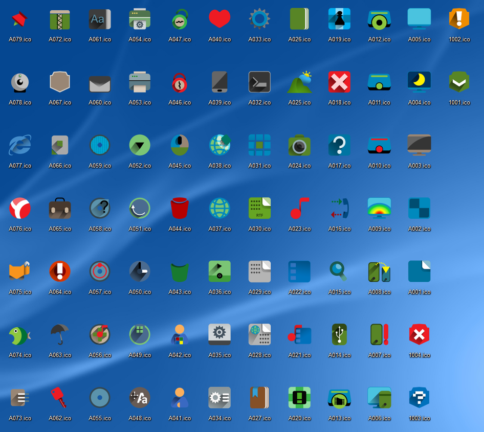 Beep Icon Pack