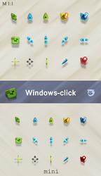 Windows-click by tchiro