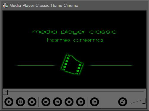 toolbar MPC-HC by tchiro