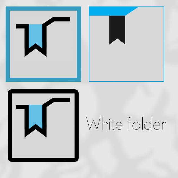 White Folder by tchiro