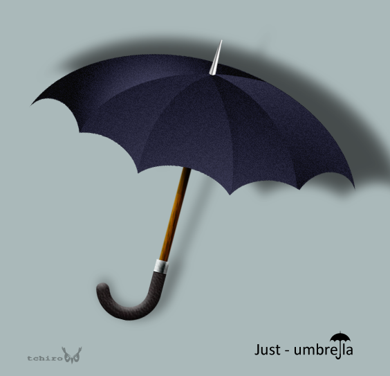 Just - umbrella by tchiro