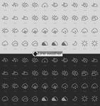 L.weather icons