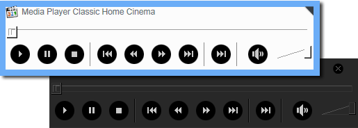 MPC HC toolbar classic circle by tchiro on DeviantArt