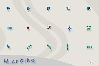Microlka cursor pack