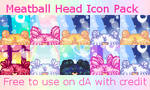 FREE TO USE: Sailor Moon Icons - UPDATED by zDKAY