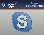 Skype Icon at tango style