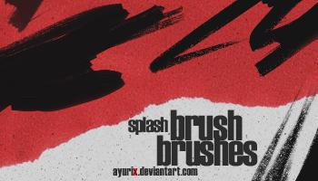 splash brush