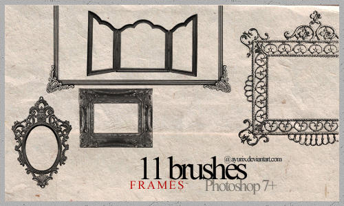 Frames by ayurix