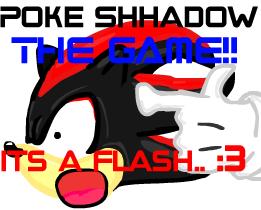 Poke Shadow the GAME by Leetmonkey
