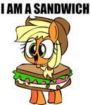 AJ is a sandwich