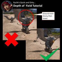Tutorial: Depth of Field