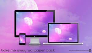 Take Me Away Wallpaper Pack
