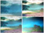 Textures - Morning Fog