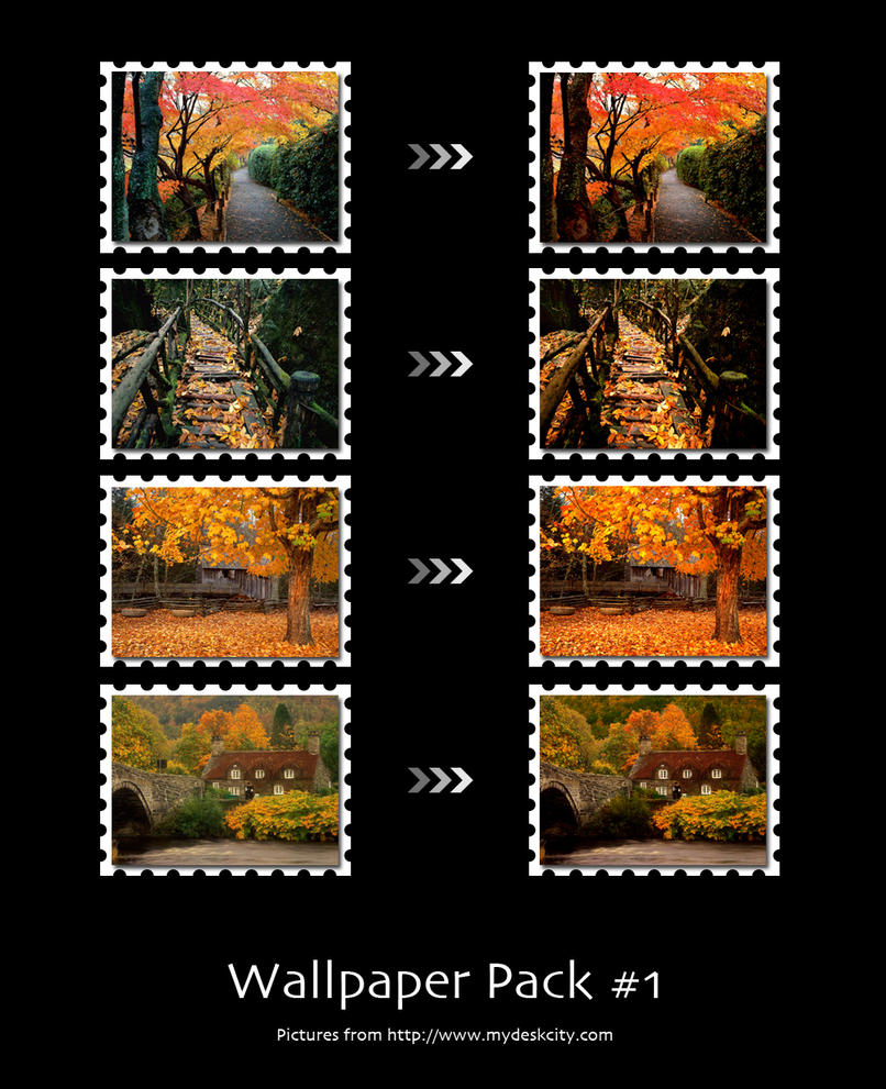 wallpaper pack 1 by SexyLadyMaul