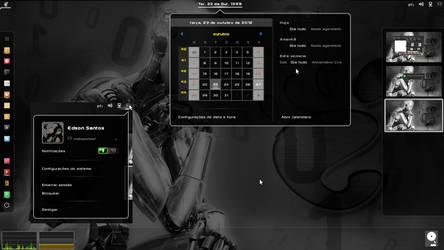 XGnome Enhanced Gnome for GS 3.6 by xterminador