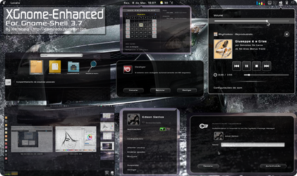 XGnome Enhanced GS 3.8 by xterminador