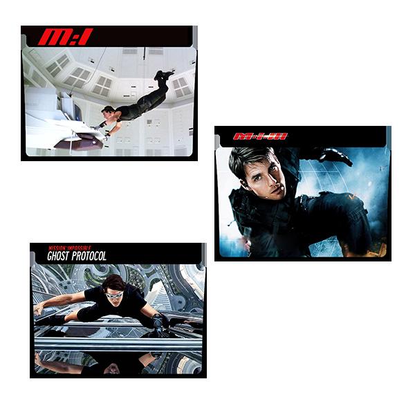 M Movie Folder Icons By Ellenaju On Deviantart