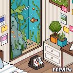 pluviomancy's room