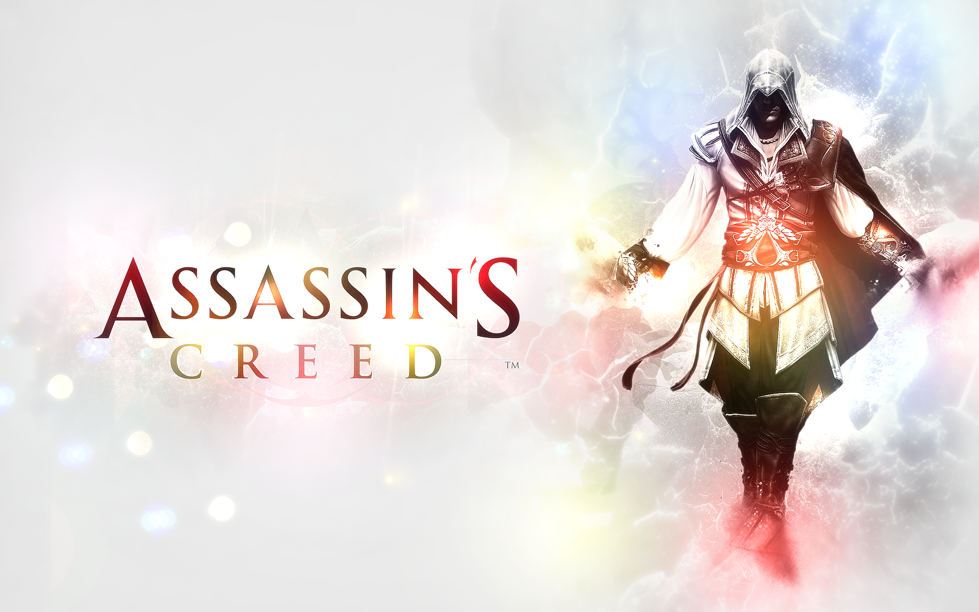 28. Assassin's Creed by sfegraphics